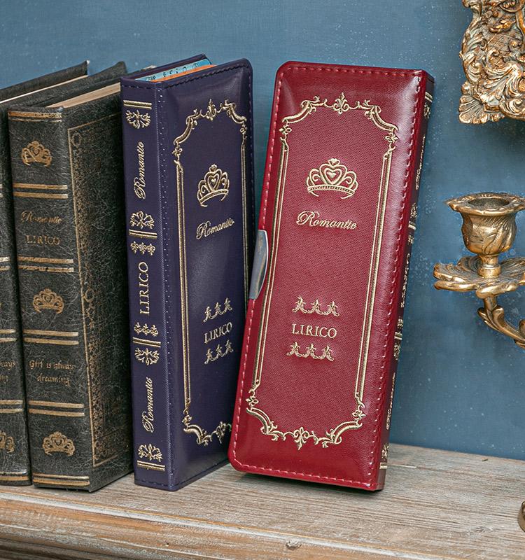BIBLIAビブリアランドセルと同じデザインの筆箱
